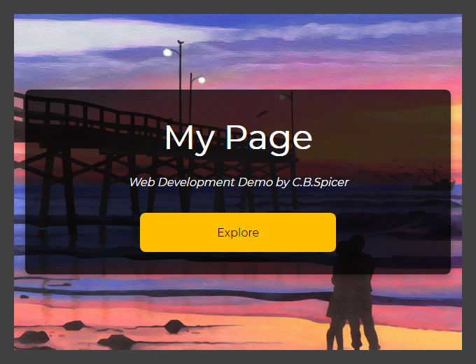 How to Create a Responsive Website Banner - Web Development Post by Christopher Spicer