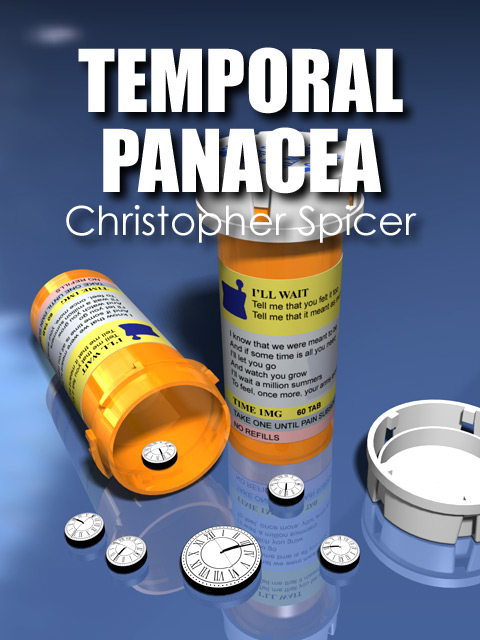 Temporal Panacea - Poetry Collection by Christopher Spicer